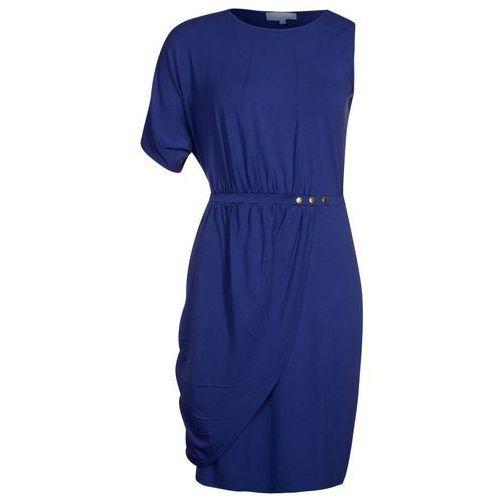 Zalando Collection ELISABETH Sukienka z d�erseju niebieski