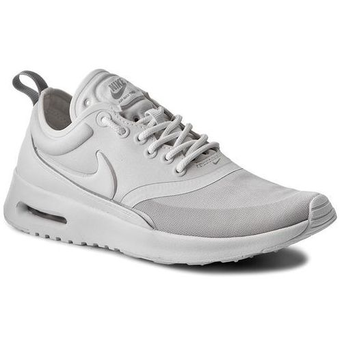 Buty - air max thea ultra 844926 100 white/white/metallic silver, Nike