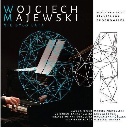 Nie Było Lata - Majewski, Wojciech (Płyta CD)