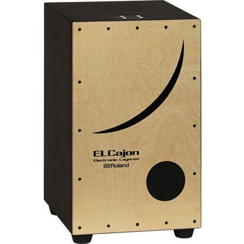 elcajon ec-10 hybrydowy cajon z elektroniką marki Roland