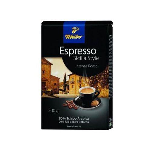 kawa ziarnista espresso sicilia style 0.5kg marki Tchibo