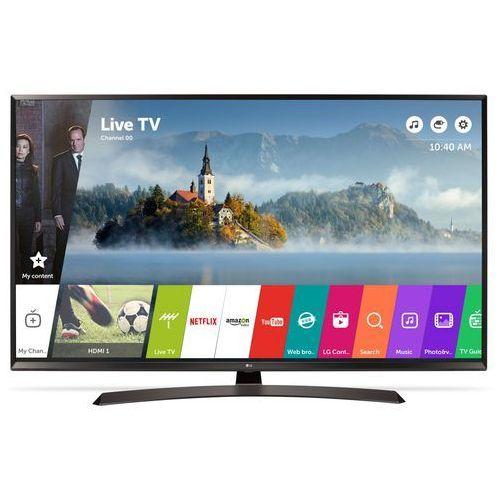 TV LED LG 60UJ634 - BEZPŁATNY ODBIÓR: WROCŁAW!