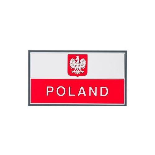 Emblemat flaga pl z godłem (90 x 50 mm) standard (od-p29-rb-20) marki Helikon-tex