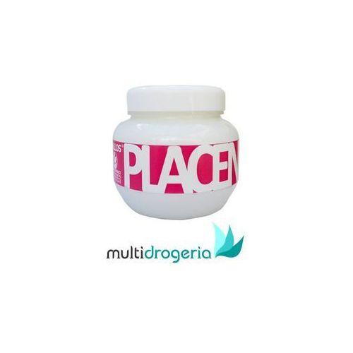 Kallos Placenta maseczka do włosów suchych i zniszczonych (Hair Mask) 275 ml