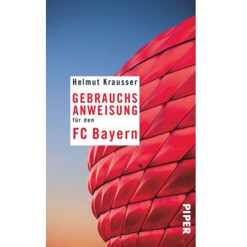 Gebrauchsanweisung für den FC Bayern