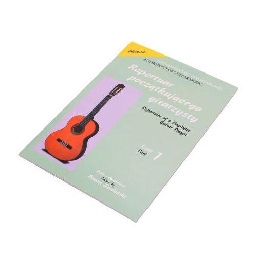 An ziemlański roman ″repertuar początkującego gitarzysty 1″