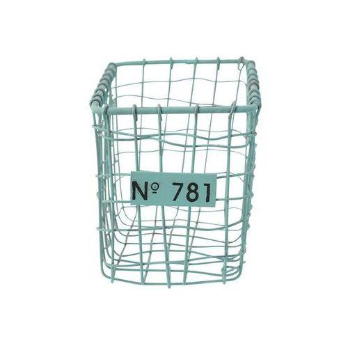 KOSZYK DRUCIANY MINT , produkt marki Green Gate