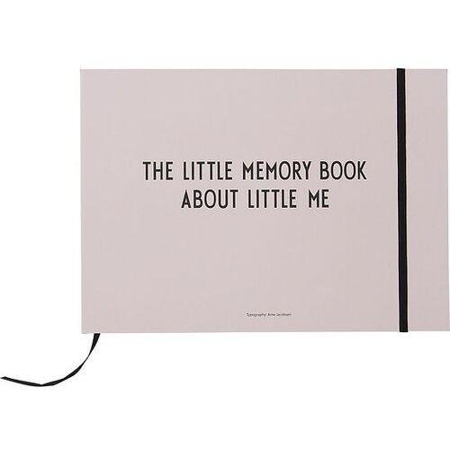 Album pamiątkowy the little memory różowy