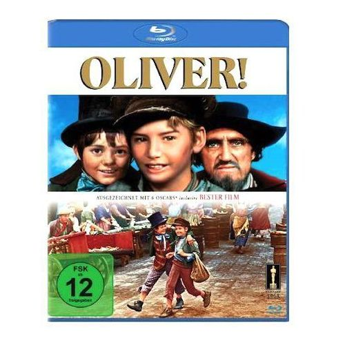 Columbia pictures Oliver [blu ray] (4030521731257)