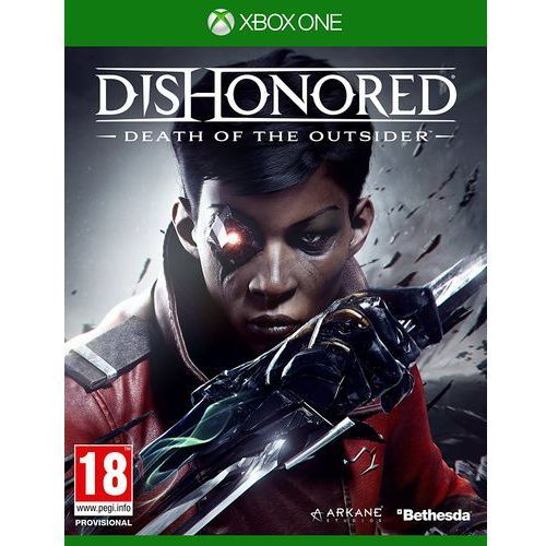 Bethesda Softworks Dishonored: Death of the Outsider / XOne (5055856415954)