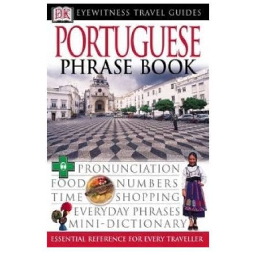Portugalia rozmówki Dorling Kinderslay Portuguese Phrasebook, DORLING KINDERSLEY