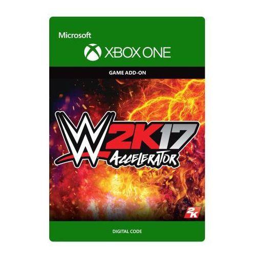 WWE 2K17 - Accelerator DLC [kod aktywacyjny]