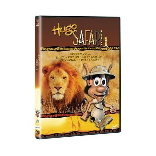 Imperial cinepix Hugo safari 1 (dvd) - darmowa dostawa kiosk ruchu