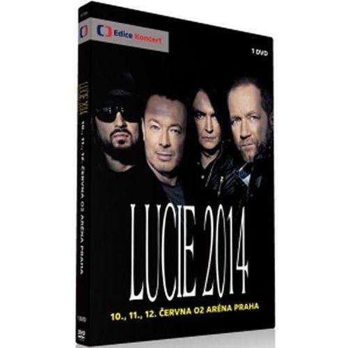 Lucie (záznam koncertu) - DVD neuveden (8594161152088)