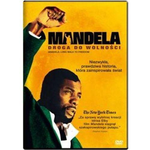 Mandela: Droga do wolności (DVD) - Justin Chadwick DARMOWA DOSTAWA KIOSK RUCHU (5903570155055)