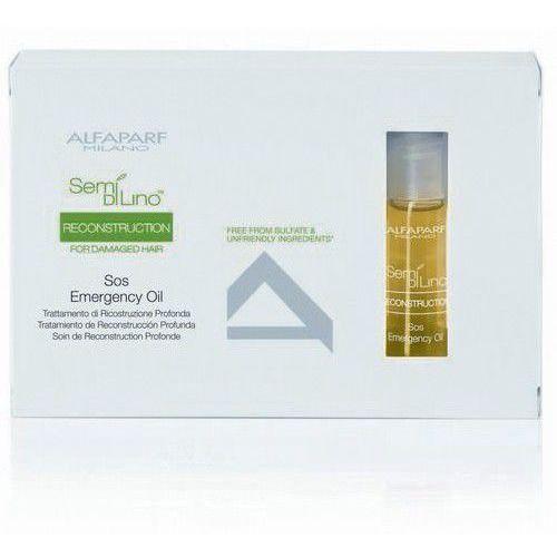 Alfaparf olejek regenerujący SOS EMERGENCY OIL 6*13ml - sprawdź w dr włos