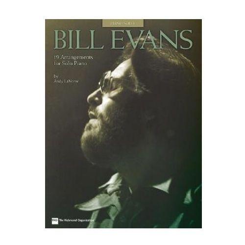 Bill Evans - 19 Arrangements for Solo Piano