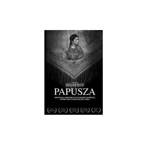 Papusza ks+dvd (Płyta DVD) (9788326813146)