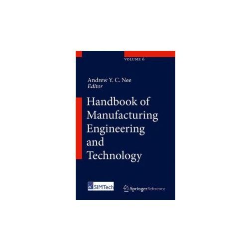 Handbook of Manufacturing Engineering and Technology (9781447146698)