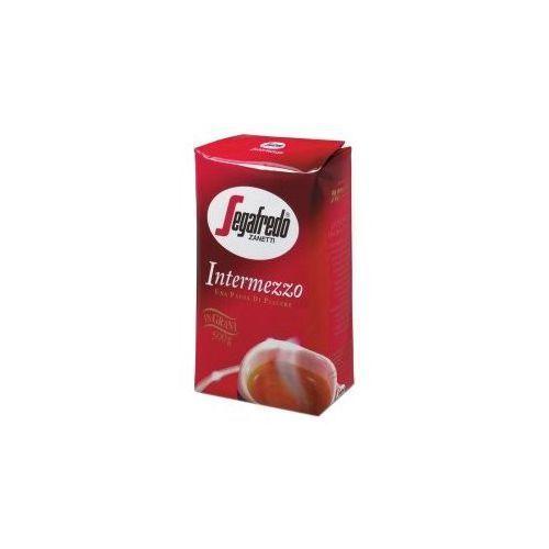 Kawa segafredo Kawa ziarnista segafredo intermezzo 500g - świeża paczkomaty od 5 zł wysyłka 24h (8003410311140)