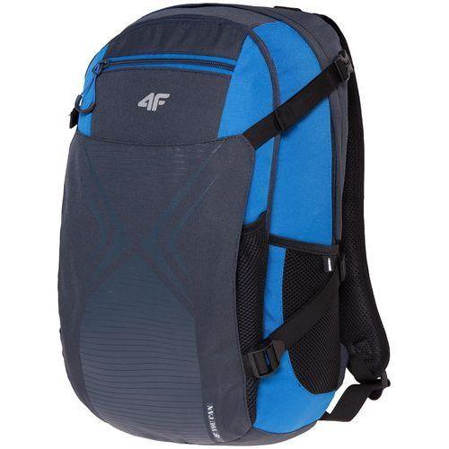 4f Plecak miejski pcu016 - niebieski (5901965843839)