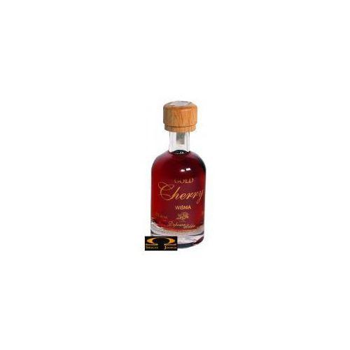 Miniaturka Wódka Dębowa Gold Cherry 0,05l (5903983402999)