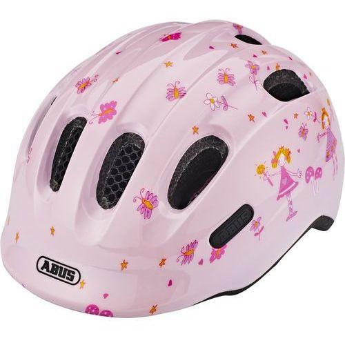 ABUS Smiley 2.0 Kask rowerowy Dzieci różowy M | 50-55cm 2018 Kaski dla dzieci