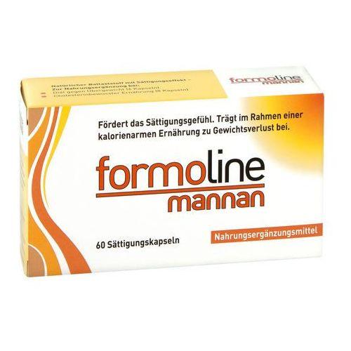 Formoline mannan kapsułki 60 szt. z kategorii Odżywki zwiększające masę