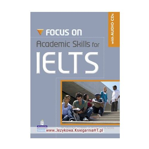 Focus on Academic Skills for IELTS (New Edition) with Audio CDs (9781408259016)