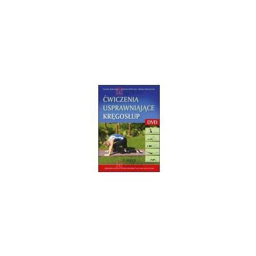 Ćwiczenia usprawniające kręgosłup (Płyta DVD) (Płyta DVD)