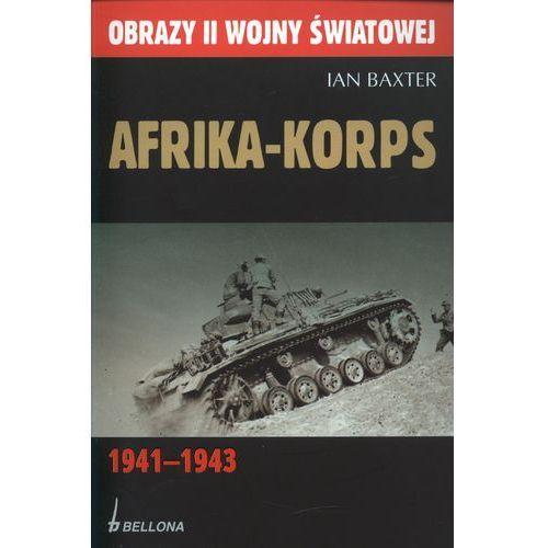 Afrika-Korps, oprawa miękka