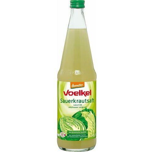 Sok z kapusty kiszonej BIO Demeter 700 ml Voelkel