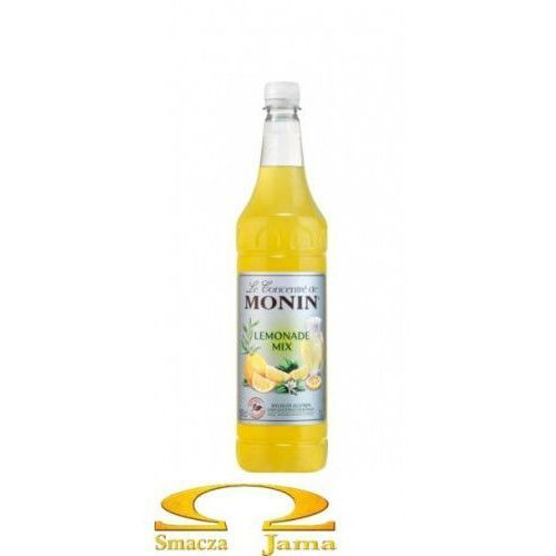 Koncentrat Lemoniady LEMONADE MIX Monin 1l PET