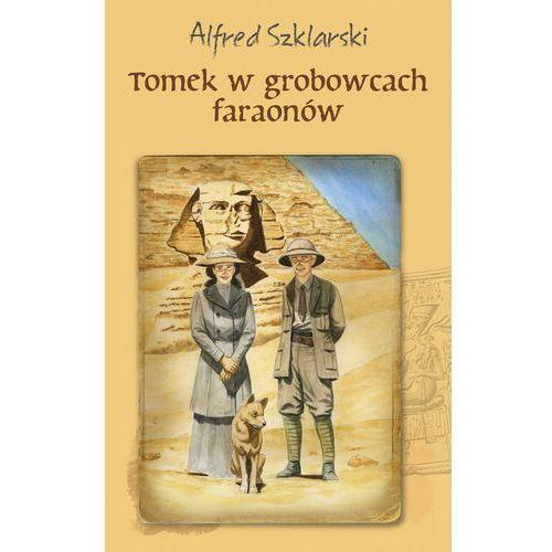 Tomek w Grobowcach Faraonów (384 str.)