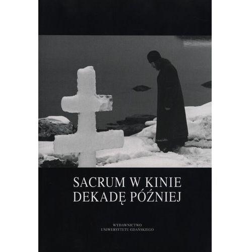 Sacrum w kinie Dekade później (373 str.)
