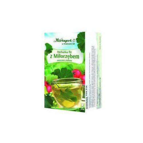 Herbata z miłorzębu 20szt. Herbapol