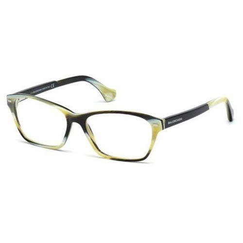 Balenciaga Okulary korekcyjne ba5020 064