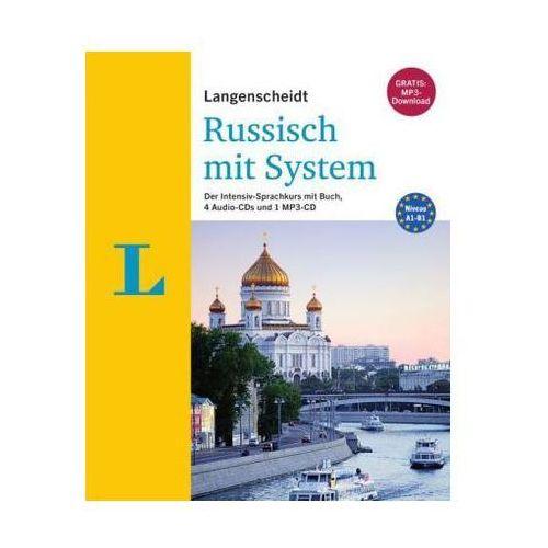 Langenscheidt Russisch mit System - Der Intensiv-Sprachkurs mit Buch, 4 Audio-CDs und 1 MP3-CD