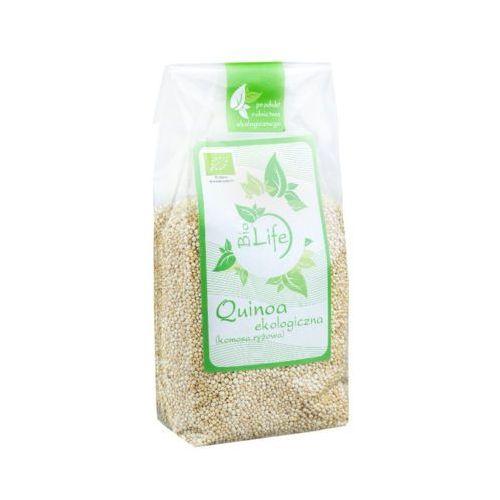 BIOLIFE 250g Quinoa ekologiczna Komosa ryżowa BIO