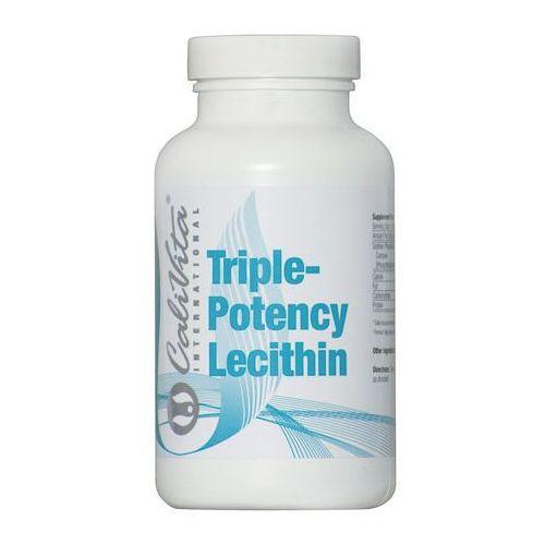 Triple Potency Lecithin – pamięć, koncentracja, sen – CaliVita