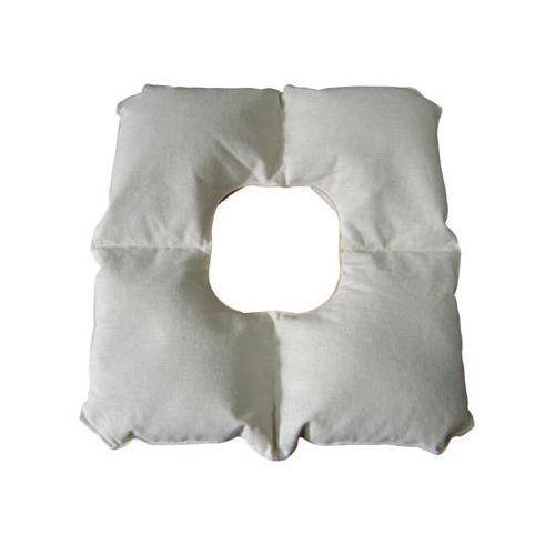 Poduszka pod pośladki z siemienia lnianego
