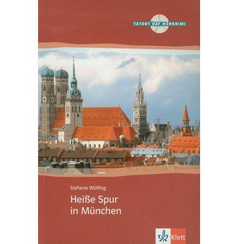 Heisse Spur in Munchen + CD (48 str.)