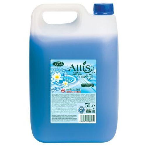 Attis Mydło w płynie 5l antybakteryjne (5901474015130)