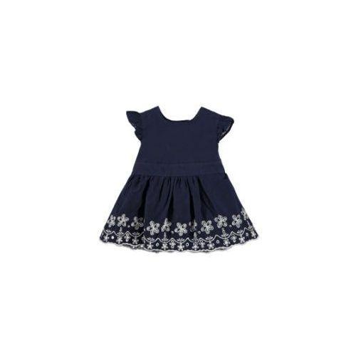 KANZ Girls Sukienka navy (4056178022289)
