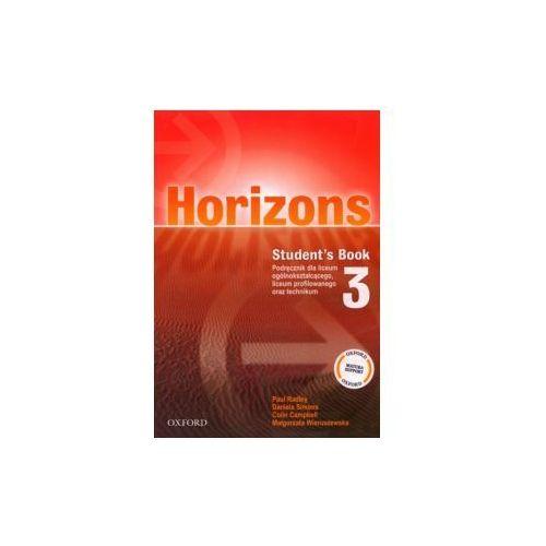 Horizons 3. Student s Book PL (9780194387064)