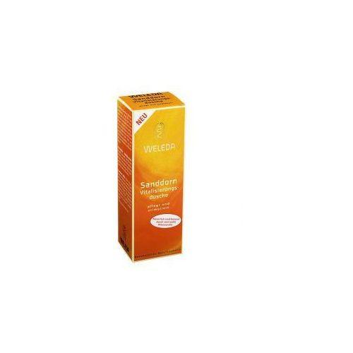 Weleda Rewitalizujący żel pod prysznic z olejkiem rokitnikowym (kosmetyk)