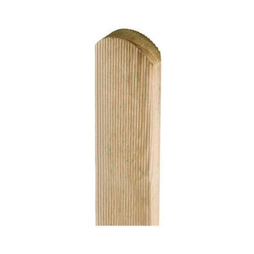 Sztacheta drewniana 100 x 7 x 2 cm frezowana STELMET (5900886363136)
