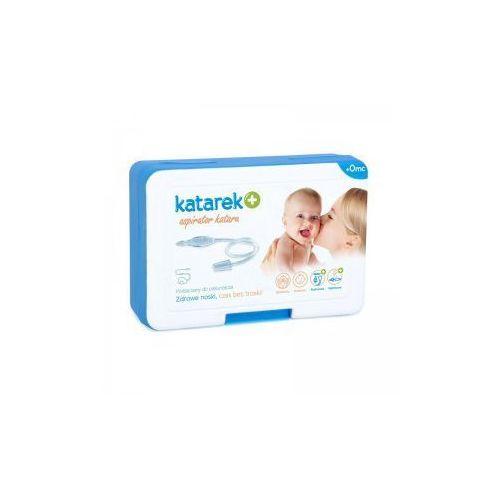 Katarek Plus Box Aspirator Kataru (gruszka dziecięca) od E-kidi
