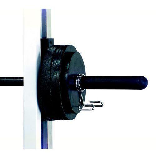 Adapter do obciążeń olimpijskich 30 mm/50 mm 40cm inSPORTline z kategorii Gryfy i sztangi
