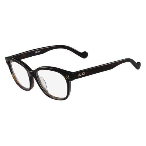 Liu jo Okulary korekcyjne lj2657 206